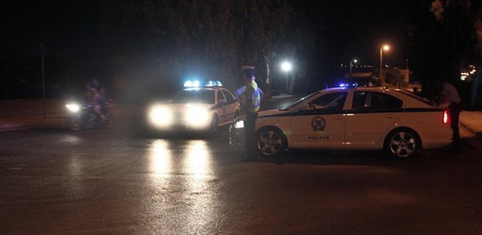 αστυνομικοί βράδυ
