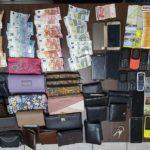 κλεμμένα πορτοφόλια
