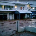 μάνδρα, πλημμύρα