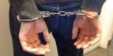 σύλληψη, χειροπέδες