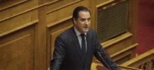 Γεωργιάδης: Ο Τσίπρας εμπαίζει τους συνταξιούχους με τη βοήθεια Μοσκοβισί