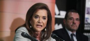 Μπακογιάννη: Ο «Κλεισθένης» δεν είναι νομοσχέδιο απλής αναλογικής, αλλά διαρκούς συναλλαγής