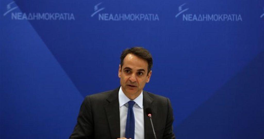 ΝΔ: Ο Ζάεφ διαψεύδει κάθε μέρα τον Τσίπρα για τη συμφωνία των Πρεσπών - Πολιτικές ειδήσεις