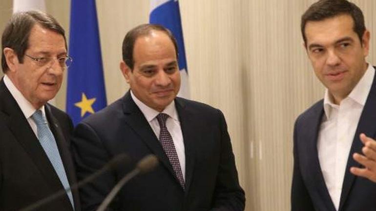 Νέα τριμερής υπουργική διάσκεψη Ελλάδας-Αιγύπτου-Κύπρου για το περιβάλλον