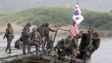 Οι ΗΠΑ εξοικονομούν χρήματα από την αναστολή στρατιωτικών ασκήσεων με τη Νότια Κορέα