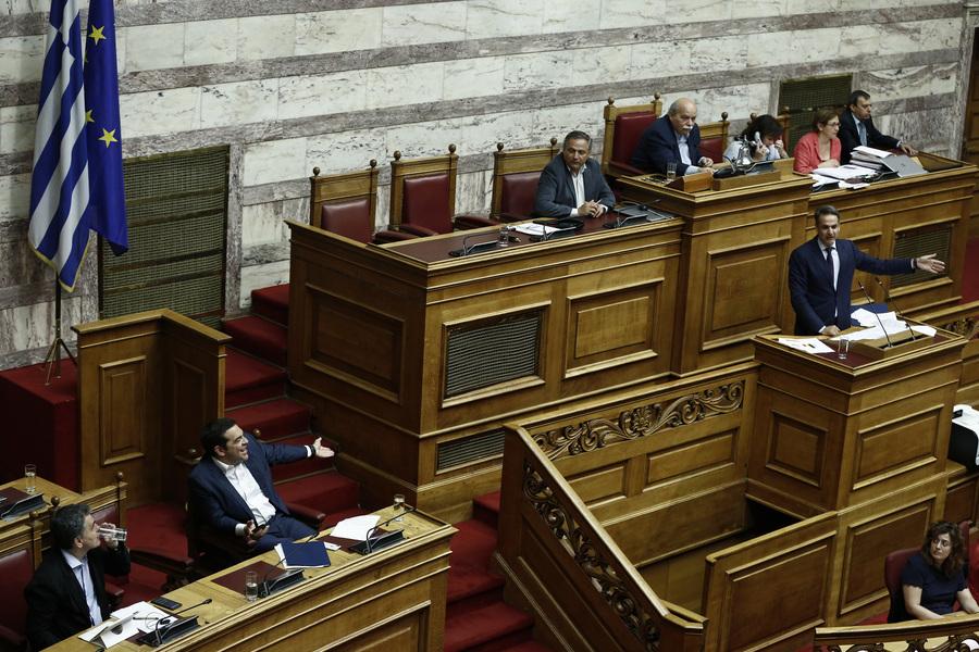 Πόλεμος ανακοινώσεων Μαξίμου - ΝΔ με αιχμές για τον αδελφό του πρωθυπουργού, Δημήτρη Τσίπρα!