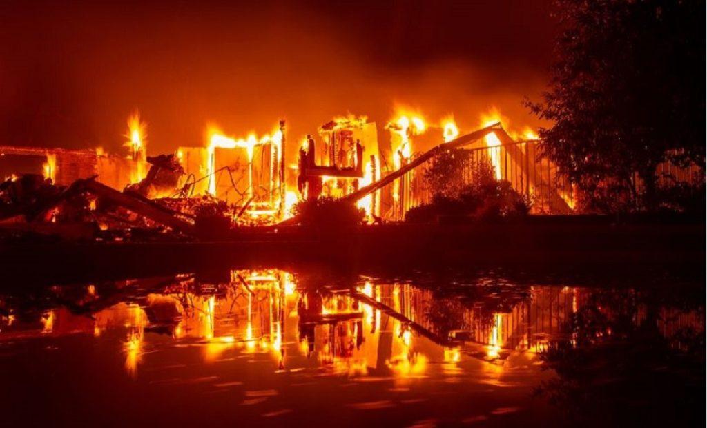 καλιφόρνια πυρκαγιά