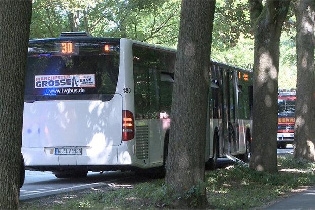 λεωφορείο επίθεσης