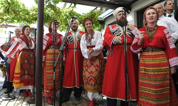 κοζάκοι χορωδία
