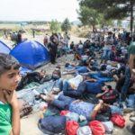 λέσβος, πρόσφυγες
