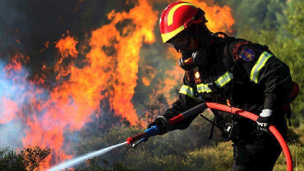 πυρκαγιά, πυροσβέστης