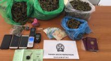 ναρκωτικά από σύλληψη
