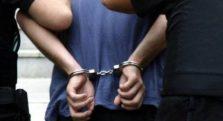 σύλληψη από αστυνομία