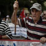 συνταξιούχοι πορεία