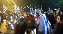 διαδηλώσεις ελλήνων για δολοφονία ομογενή