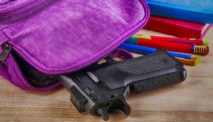 όπλο στο σχολείο