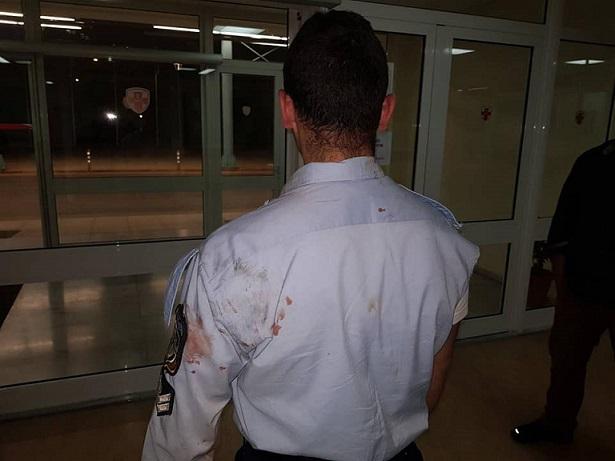 αστυνομικός θύμα ρομά