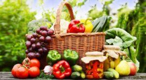φρούτα και λαχανικά, χωρίς φυτοφάρμακα