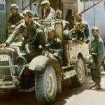 γερμανοί στρατιώτες