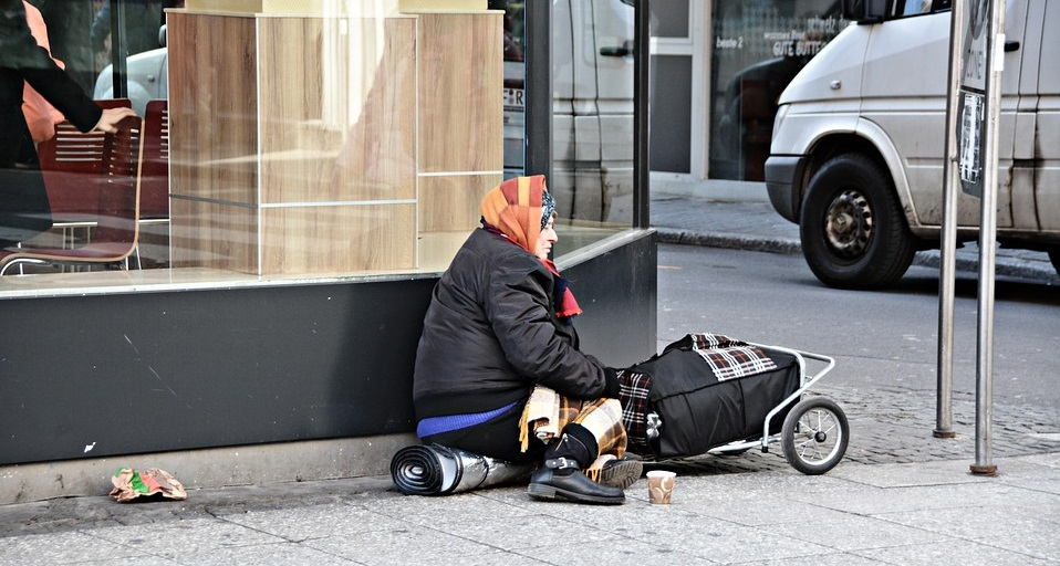 άστεγοι