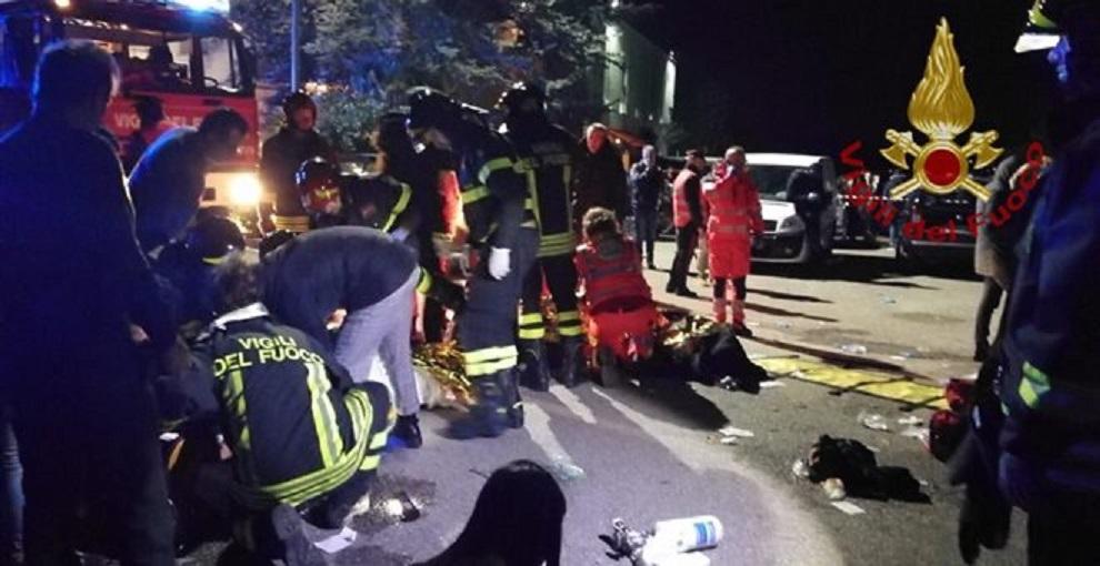 ιταλία τραυματίες κλαμπ