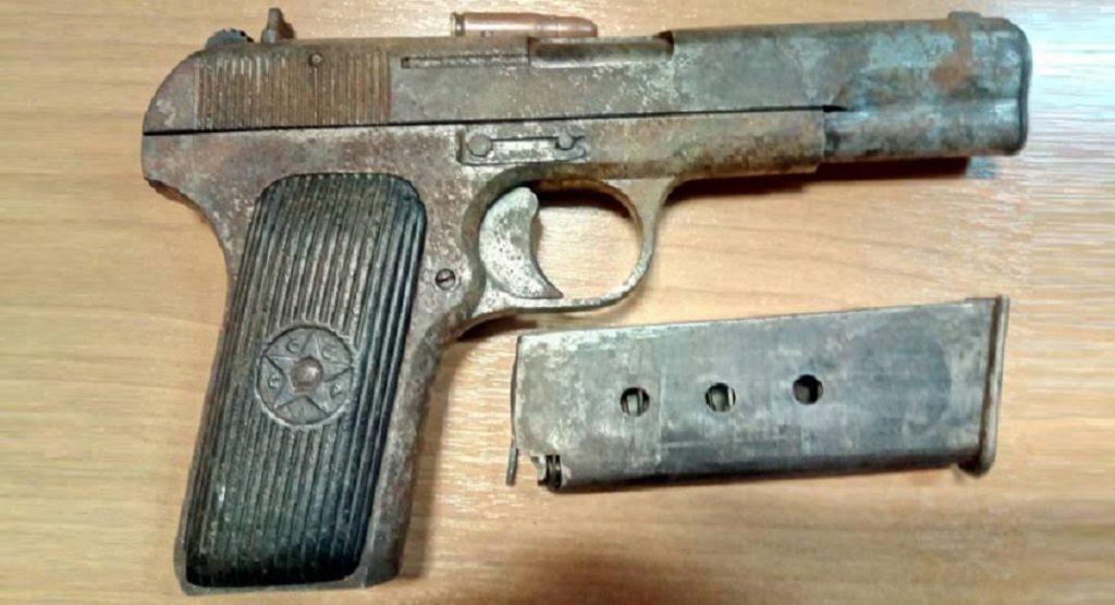 πιστόλι tokarev