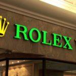 κατάστημα rolex