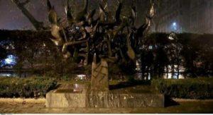 θεσσαλονίκη μνημείο ολοκαύτωμα