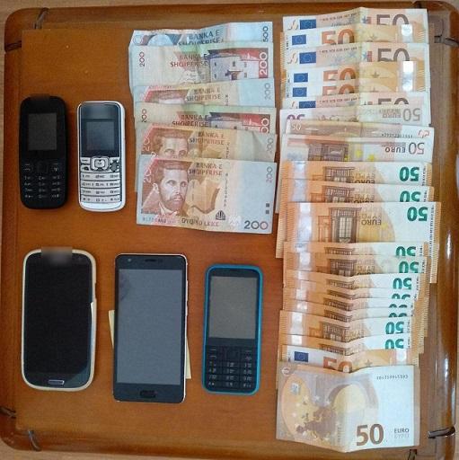 χρήματα από ναρκωτικά