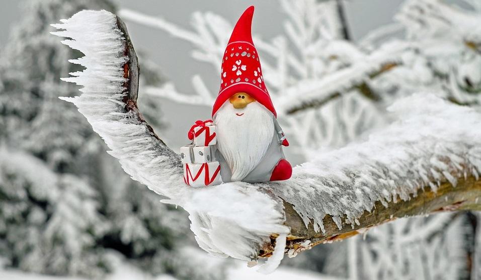χριστούγεννα χιόνι