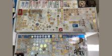νομίσματα συλλογή