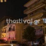 θεσσαλονίκη πολυκατοικία