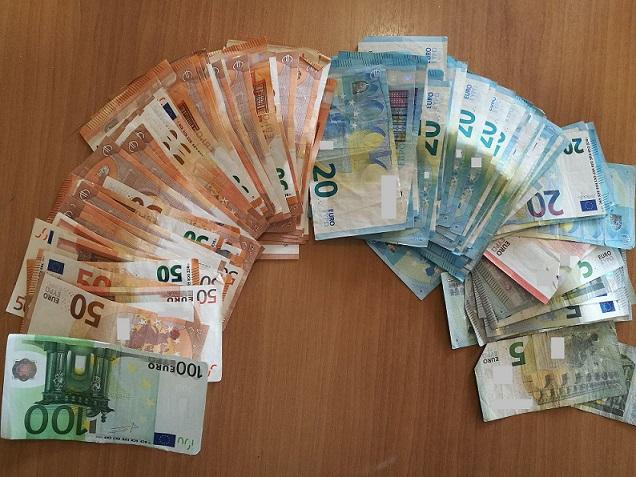 χρήματα από κλοπές