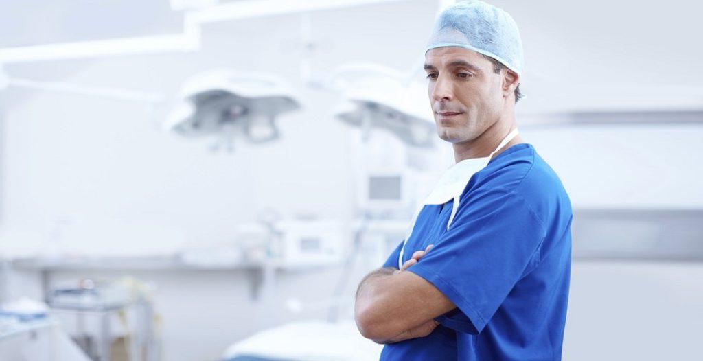 γιατρός χειρούργος