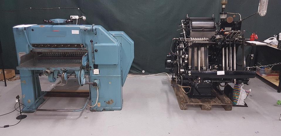 μηχανήματα παραχάραξης