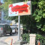 τουρκία πινακίδα