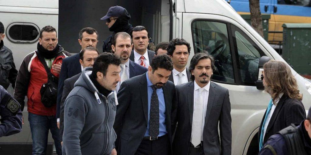 τούρκοι αξιωματικοί
