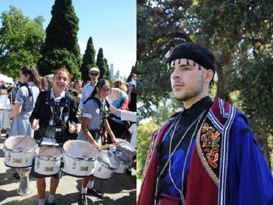 25η μαρτίου εορτασμός στη μελβούρνη