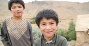 παιδιά από αφγανιστάν