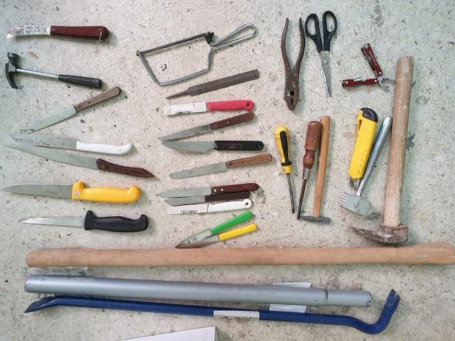διαρρηκτικά εργαλεία