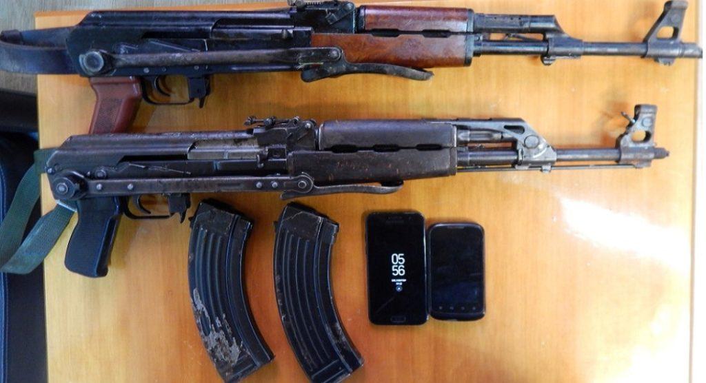 όπλο kalashnikov