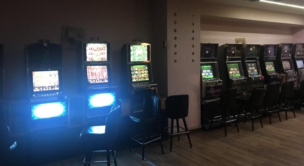 λέσχη με τυχερά παιχνίδια