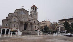 ναός στην ευκαρπία θεσσαλονίκης