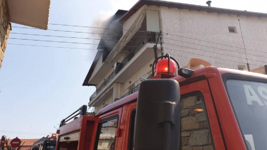 πυρκαγιά γρεβενά