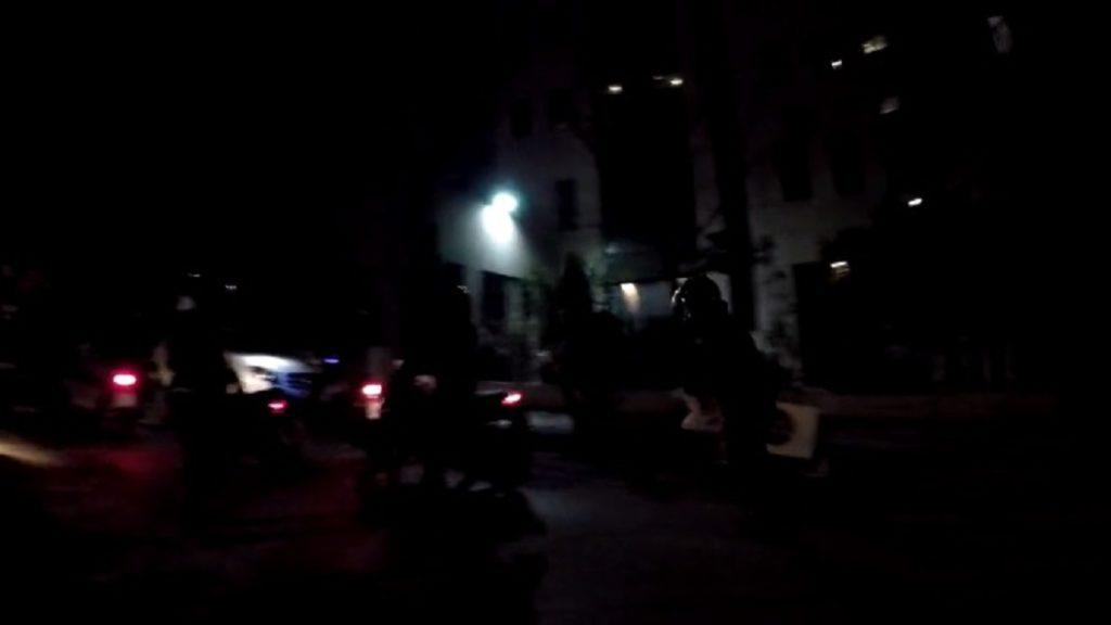 ρουβίκωνας επίθεση σε υπουργείο