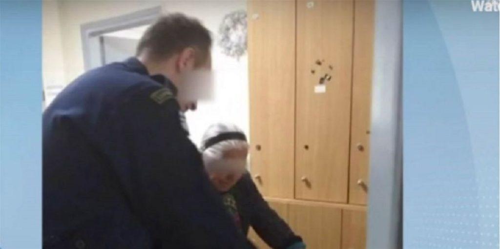 σύλληψη 90χρονης