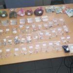 σύλληψη για ναρκωτικά