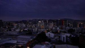 βενεζουέλα, διακοπή ρεύματος
