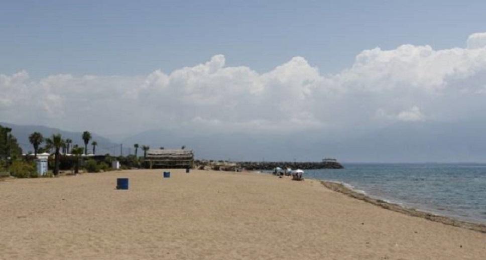 μεσσήνη, παραλία