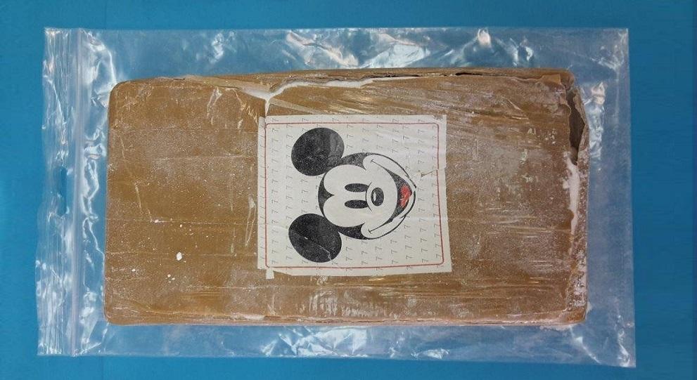 ναρκωτικά με λογότυπο